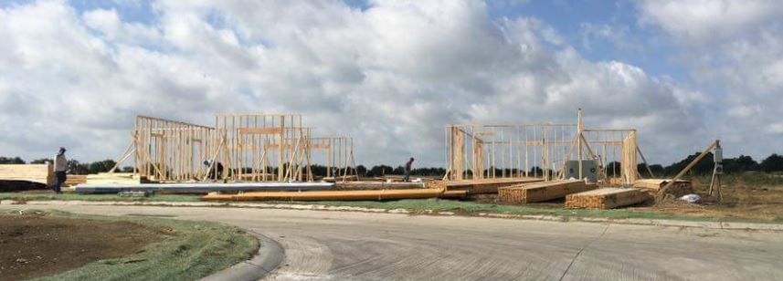 Framing for a building
