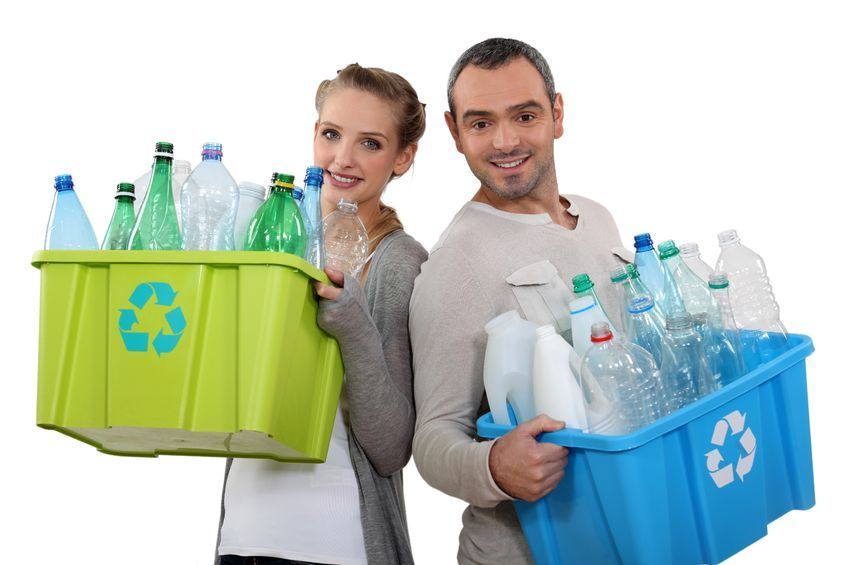a-man-and-a-woman-carrying-recyclable-materials-to-minimize-the-usage-of-non-biodegradable